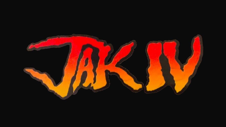 Logo Jak IV - Jak 4 - Jak & Daxter 4