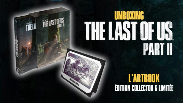 Unboxing Artbook Collector The Last Of Us Part II