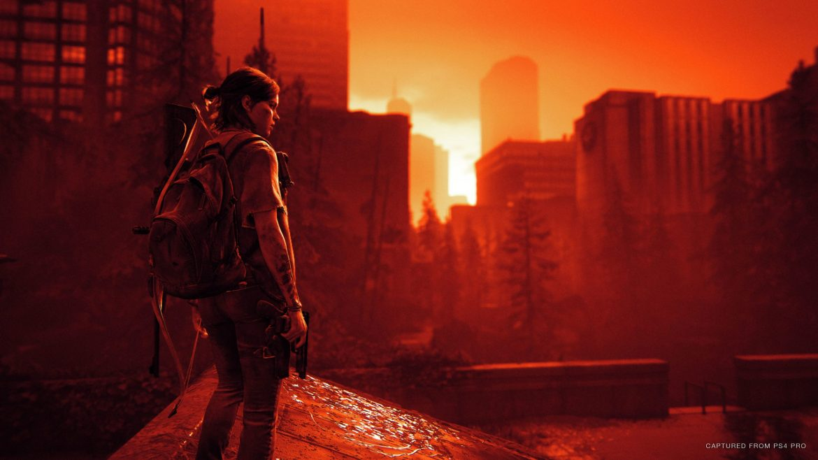 The Last Of Us Part II Grounded