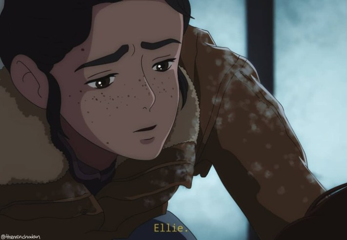 Ghibli et The Last Of Us