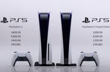 PlayStation 5 Prix Sortie