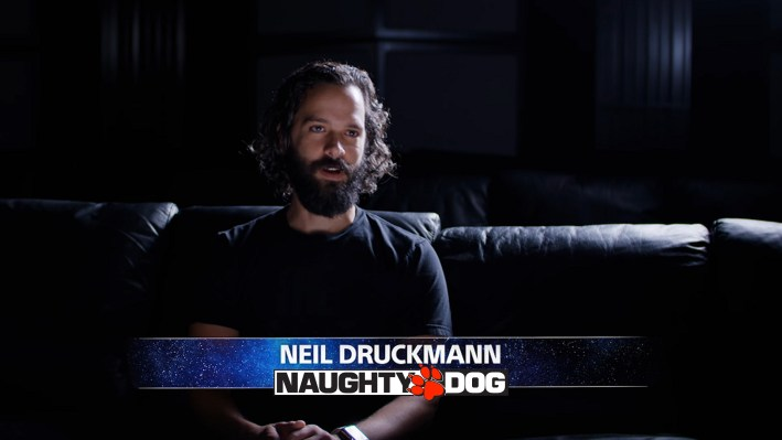Neil Druckmann Naughty Dog Co-Président