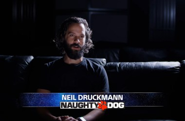 Neil Druckmann Naughty Dog Co-Président