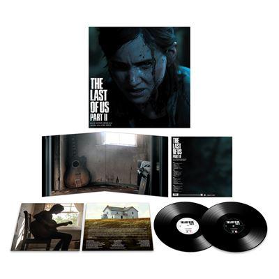 The Last Of Us Part II Soundtrack Vinyle