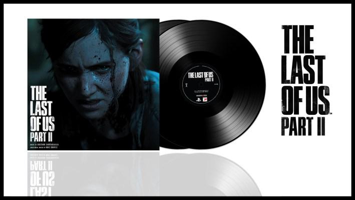 Soundtrack The Last Of Us Part II Vinyle