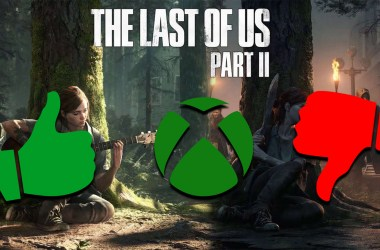 Pouce Vert Pouce Rouge Microsoft The Last of Us Part II