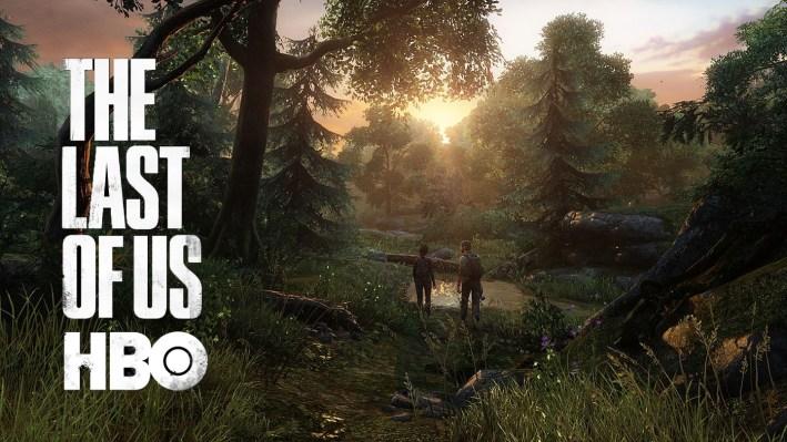 The Last of Us HBO logo - TLOU1 paysage