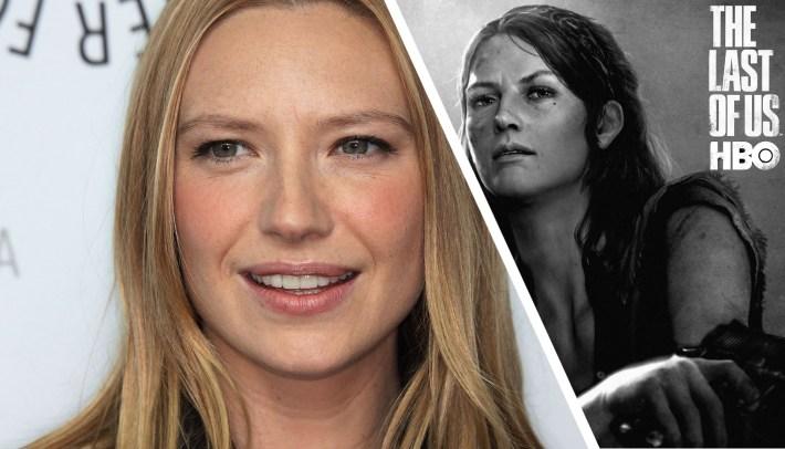 Anna Tov joue Tess pour la série The Last of Us HBO