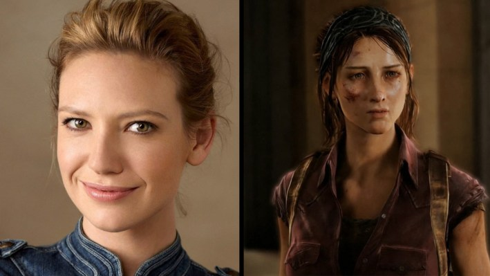 The Last of Us Tess Anna Torv
