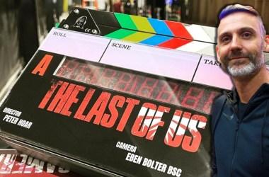 Fin de tournage pour Peter Hoar sur le 2e épisode de la série The Last of Us