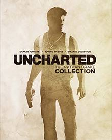 Jaquette Mini Uncharted The Nathan Drake Collection