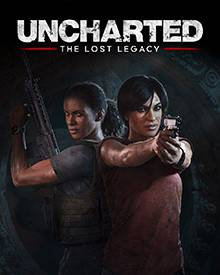 Jaquette Mini Uncharted The Lost Legacy