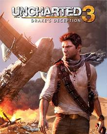 Jaquette Mini Uncharted 3 L'illusion de Drake