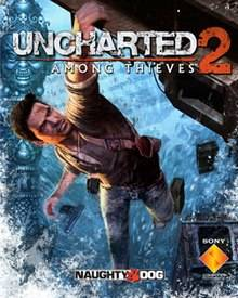 Jaquette Mini Uncharted 2 Among Thieves