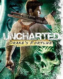 Jaquette Mini Uncharted Drake's Fortune