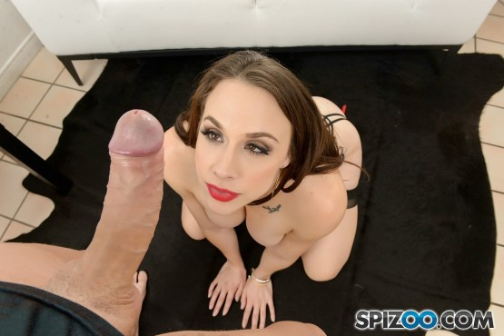 chanel preston perfect blowjob pov