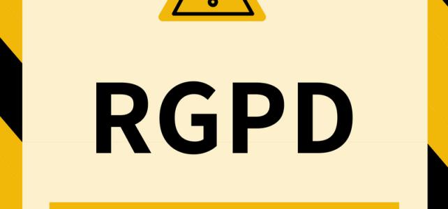 RGPD : s'organiser