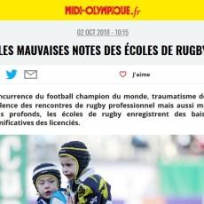 Les erreurs des écoles de rugby
