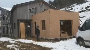 Isolation extérieure de votre maison au puy en velay