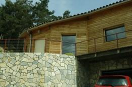 constructeur maison en bois lozere