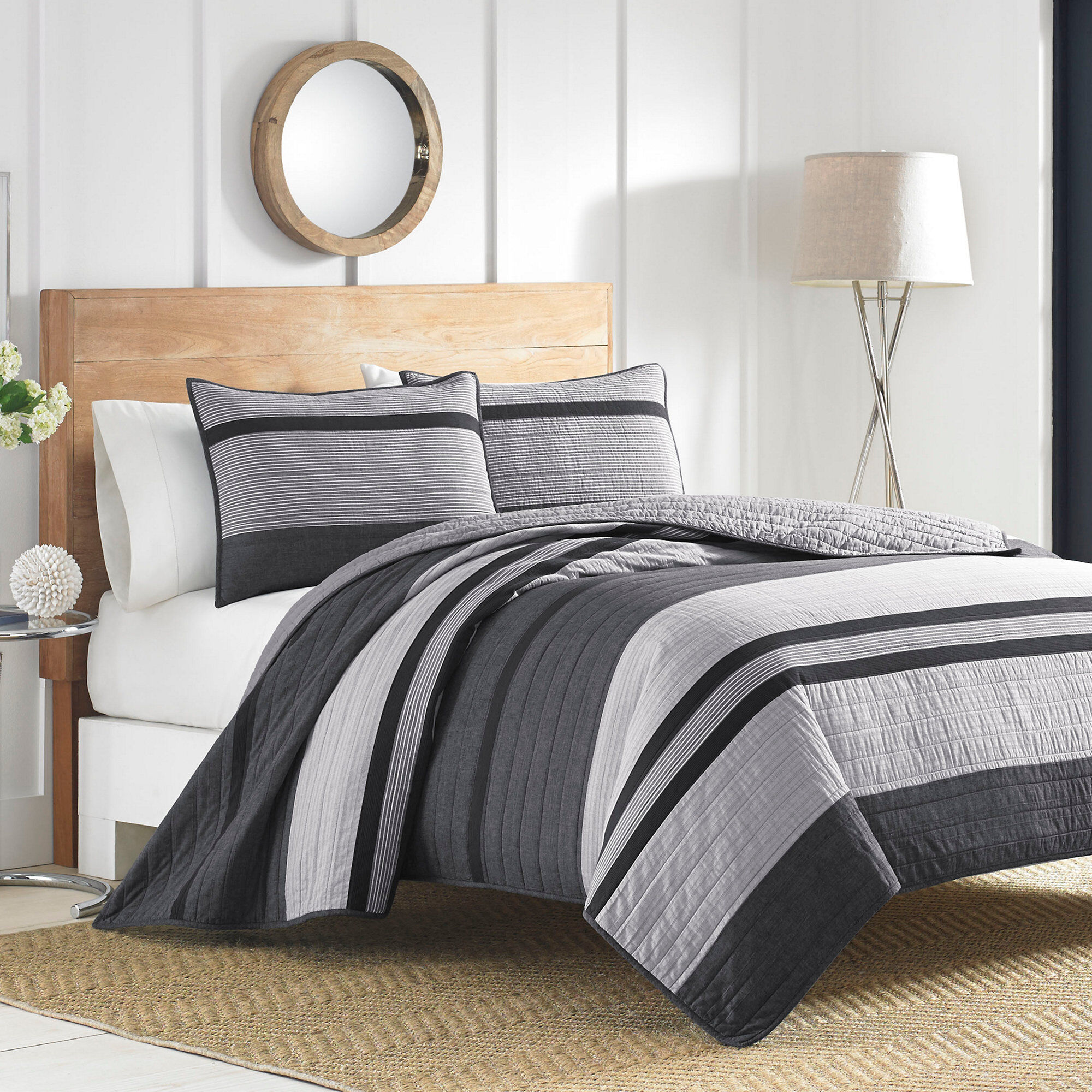 Nautica King Size Quilts
