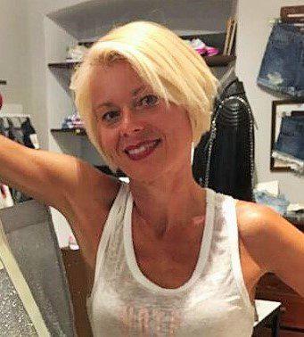 LAssessore al turismo e commercio di Monte Argentario Francesca Ballini