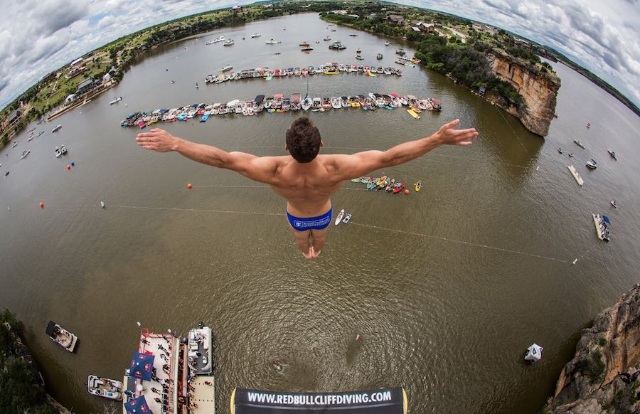 Red Bull Cliff Diving 2016 1