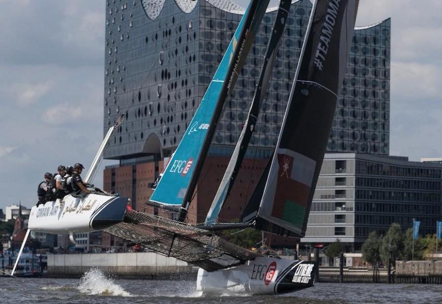 Extreme Sailing Series 2