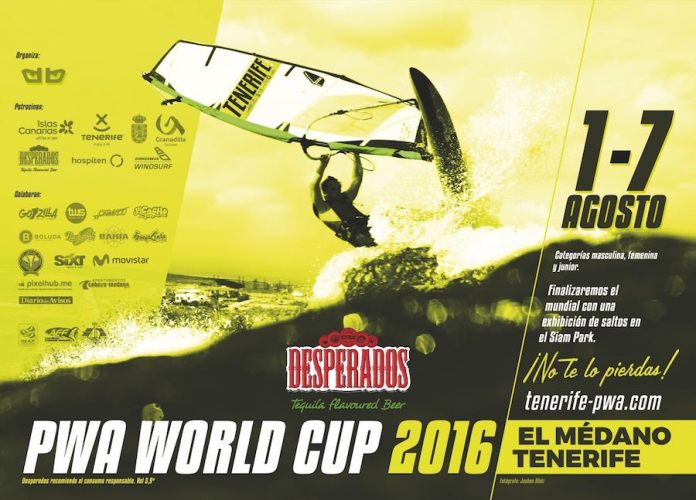 Campeonato del mundo de windsurf Tenerife