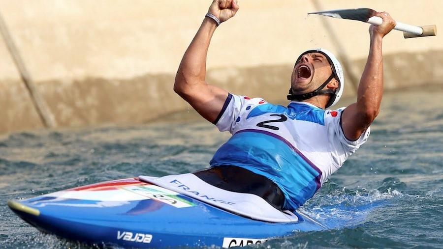 Río 2016 canoas