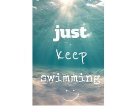 Foto de la portada del libro Just Keep