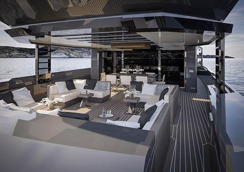 Arcadia Yachts Si Rinnova E Presenta Arcadia 2 0 Yacht
