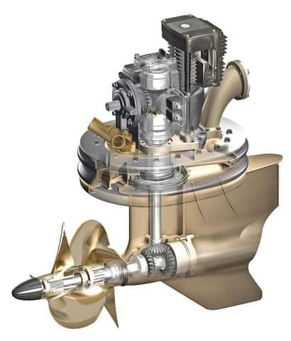 Volvo Penta motor IPS  7