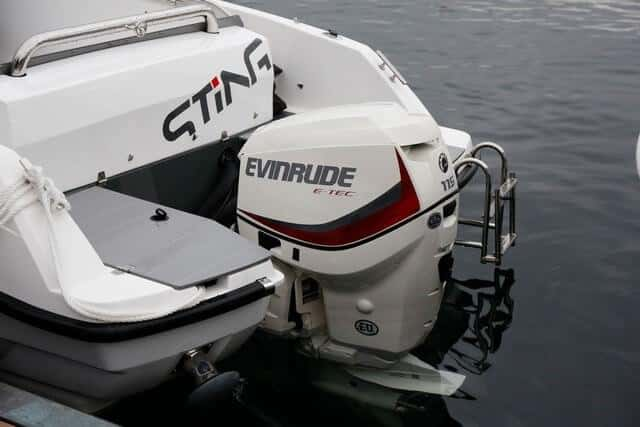 Motor Sting 610 BR