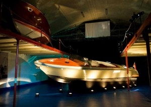 Aquariva by Marc Newson at the Monaco Yacht Show