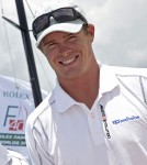 Tom Slingsby, ISAF Rolex Wolrld Sailor of the Year 2010 male winner
