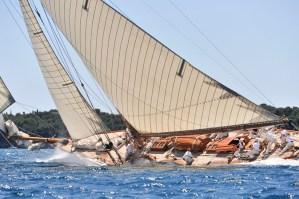 Voiles d'Antibes : Ca swingue autour des classiques