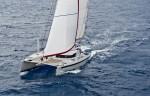 Swiss Catamaran Concept 55 sailing