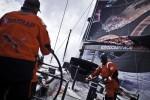 volvo ocean race 2011 alicante le cap Puma equateur
