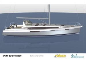 Alubat OVNI 52 Evolution plan Lombard presentation