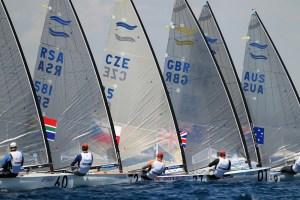 Voile Olympique : Les JO débutent à Perth