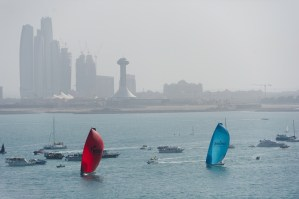 Volvo Ocean Race : Des étapes sous forme de sprints