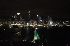 Volvo Ocean Race: Le roi Cammas