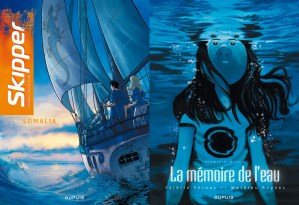 Bande Dessinée : Vent marin pour Dupuis