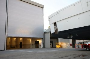 Perini Navi Group: the hull of the 3rd Picchiotti brand motor yacht in the Vitruvius® series has arrived in La Spezia