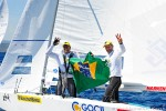 scheidt prada champions du monde Star Hyeres 2012