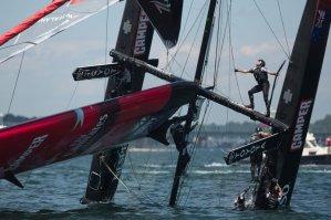 AC World Series Newport: Oracle Team enjoys fantastic start