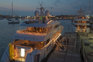 Charm and Opportunity Define Newport Charter Yacht Show