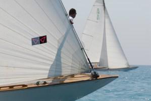 Voiles d'Antibes : Ouverture du Panerai Classic Yachts Challenge en Fanfare