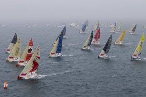 Solitaire du Figaro 2012: C'est parti!